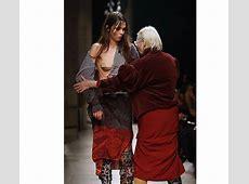 Fashion Designer Vivienne Westwood's Response To Model's