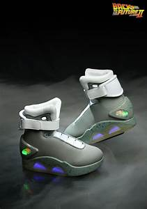 Back to the Future Shoes for Kids