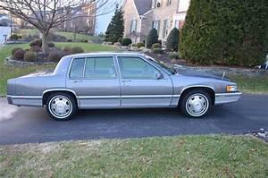1992 Cadillac Deville Touring Sedan 4-door 4 9l