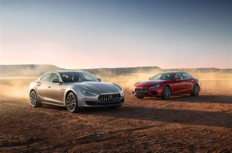 Maserati Ghibli 2019 by The 2019 Maserati Ghibli