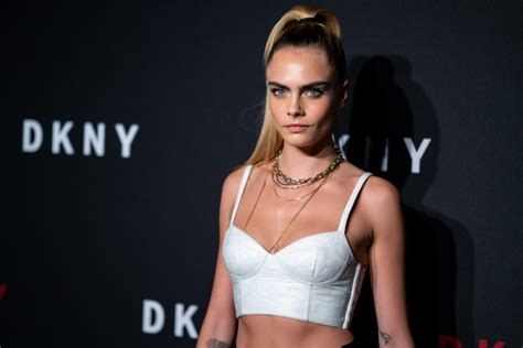 Cara Delevingne Opens Up About Pansexual Identity In New
