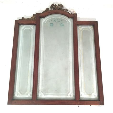 antique bank teller window