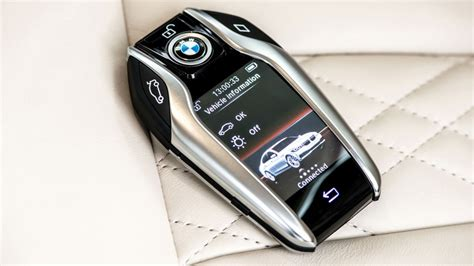 The New Bmw Smart Key Is A Fantastic One Xiaomitoday