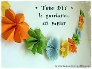 Comment Faire Des Choses En Papier : comment faire une fleur en papier avec les enfants ~ Zukunftsfamilie.com Idées de Décoration