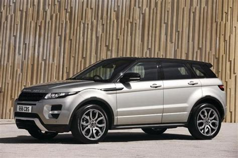 businesscar awards  small  range rover evoque