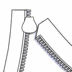 Reißverschluss Schieber Kaufen : rei verschluss reparieren der rote faden ~ Watch28wear.com Haus und Dekorationen