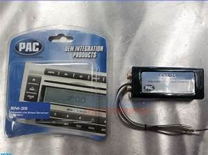 Pac Sni-35 Sni35 Adjustable Line Out Converter With 2