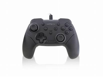 Controller Switch Core Nintendo Nyko Button Manette