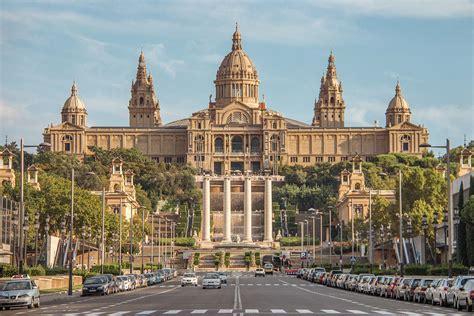 Palais National (barcelone) — Wikipédia