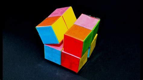 3 diferentes formas de hacer sobres origami c 243 mo hacer un infinito cube de papel