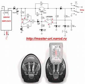 Made In China Universal Charger Schematic