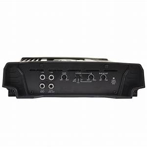 Lanzar Htg257 2000 Watt 2 Channel Mosfet Amplifier At
