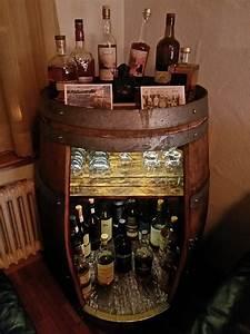 Bar Für Zu Hause : meine whisky fass bar altes rotwein fass forum ~ Bigdaddyawards.com Haus und Dekorationen