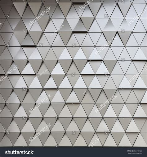 Abstract Architectural Pattern Stock Photo 366770726