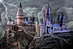Hogwarts Castle Wallpaper - WallpaperSafari