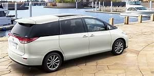 Toyota Estima Mpv Gets A New Facelift For 2012