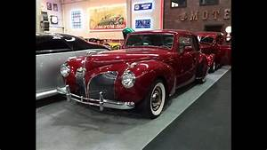 1941 Lincoln Continental Custom With Engine Start Up On My
