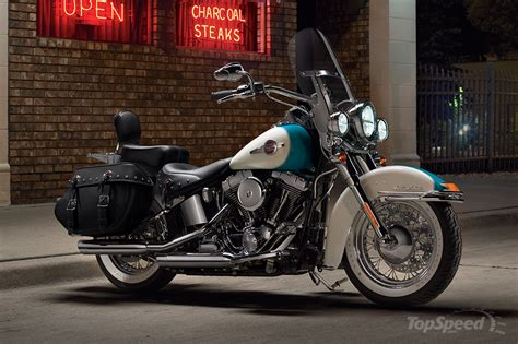 2016 harley davidson heritage softail classic picture