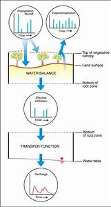 Simple Water Table Diagram