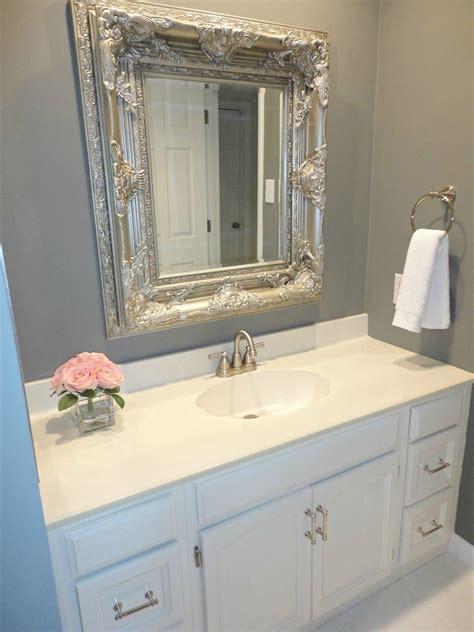 diy bathroom remodel ideas  average people banyo