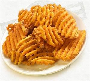 priseaden: waffle fries