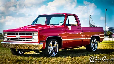 1985 Chevrolet Truck by 1985 Chevy Silveradowest Coast Classic Inc