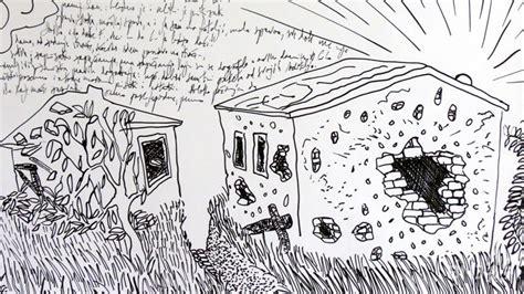 le si鑒e de sarajevo darko vulic l 39 artiste au siège de sarajevo rfj votre radio régionale
