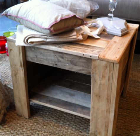 canapé fait avec des palettes tables et tables basses maison artur stiles