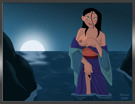 Mulan Naked In The Moonlight Mulan Sorted By Position