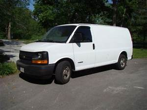 Purchase Used 2003 Chevy Express Van 2500