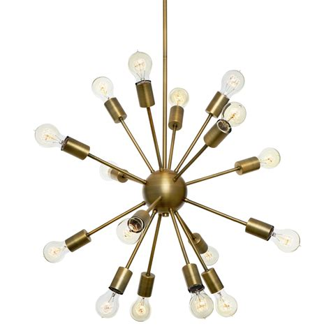 Sputnik Chandelier by Home D 233 Cor 2018 Home Lighting Trends Rismedia S Housecall
