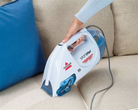 Handheld Steam Cleaner For Upholstery by Bissell Spotlifter Powerbrush Handheld Cleaner 1716b