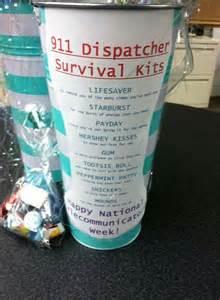 911 Dispatcher Appreciation Week Gift Ideas