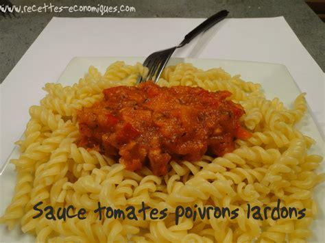 p 226 tes sauce poivrons tomates lardons recettes de cuisine avec thermomix ou pas