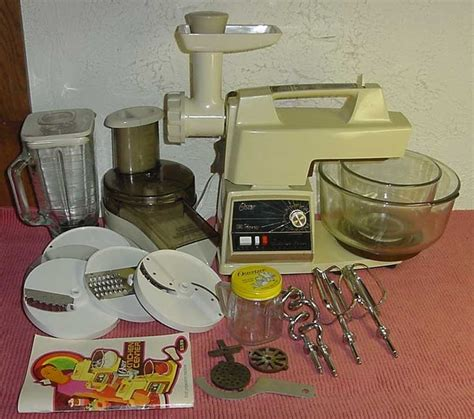 oster kitchen center accessories 35 best images about vintage food mixers on 3813