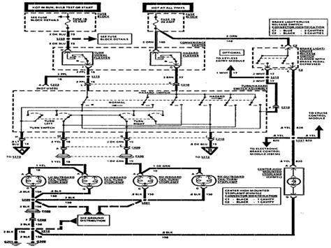 Buick Roadmaster Fuel Pump Wiring Diagram Forums