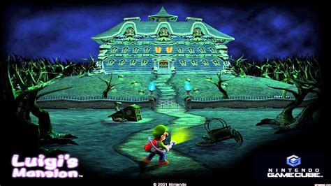 luigis mansion wallpaper  images