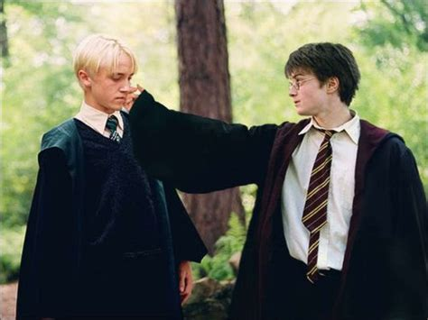 Tom Felton Teases Harry Potter And Draco Malfoy Are Now