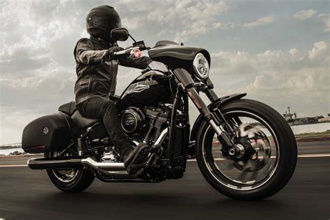 Davidson Sport Glide by Harley Davidson Sport Glide Is Back After More Than Two