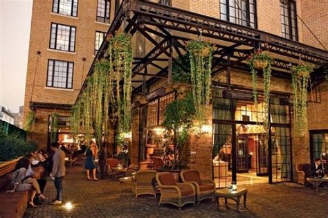 Beyond The Rooftop Nyc's Outdoor Spaces