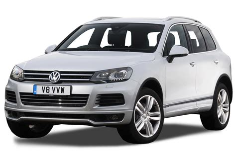 volkswagen touareg suv review carbuyer