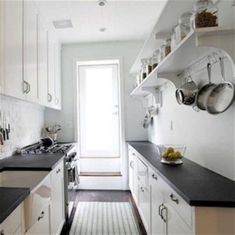 over kitchen bar lighting galley kitchen design ideas 16 gorgeous spaces bob vila