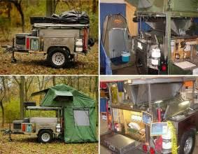 Survival Camping Trailer