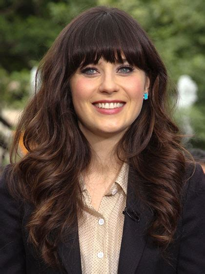 zooey deschanel hair color stylenoted most requested hair zooey deschanel bangs