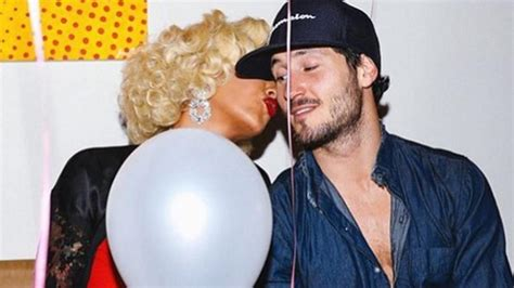 EXCLUSIVE: Val Chmerkovskiy and Amber Rose Dating Rumors ...
