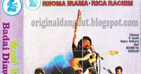 Rhoma Irama Ft Rica Rachim