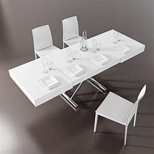 Table Extensible Maison Du Monde : table basse relevable extensible le bois chez vous ~ Teatrodelosmanantiales.com Idées de Décoration