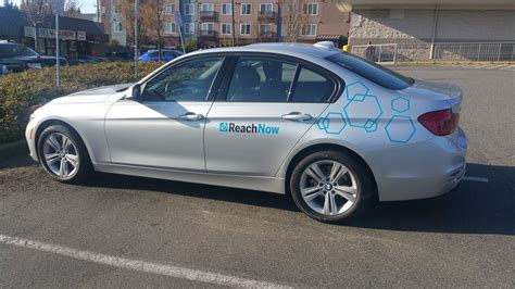Bmw Launches Car-sharing Service To And From Seattle