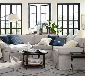 small sectional sofa pottery barn video and photos With small sectional sofa pottery barn