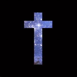 galaxy cross gif | Tumblr
